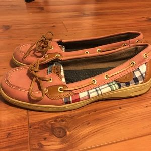 Sperry slip ons size 8.5